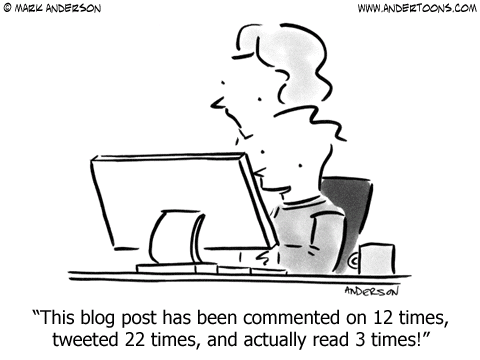blog post cartoon