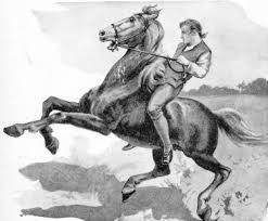 Hunted rider