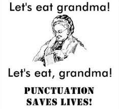 grandma comma