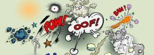 conflict comic