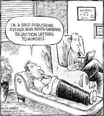 self-pub cartoon