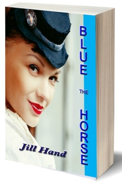 3D The Blue Horse