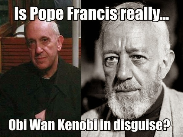 Is_Pope_Fransis Obi-Wan