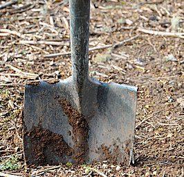 shovel-dirt