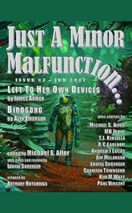 just a minor malfunction cover