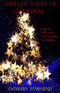 christmas collection cover gold star tree--AW thumbnail