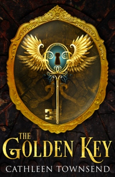Golden Key ebook cover--smaller size