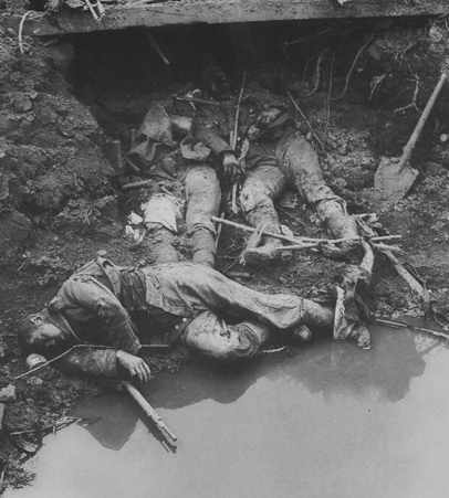 11. dead in trenches
