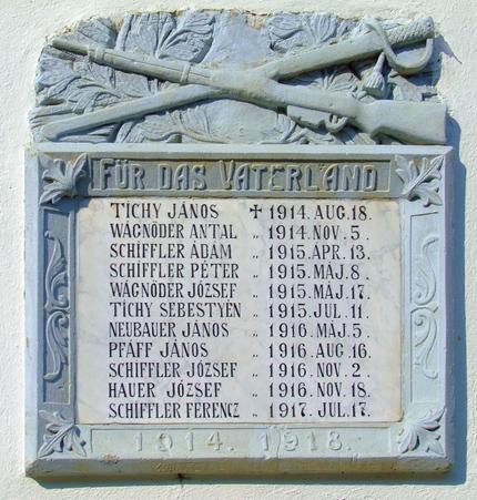 12. grave marker