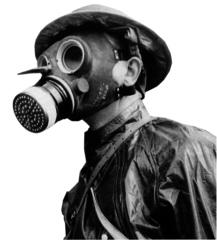 15. gas mask