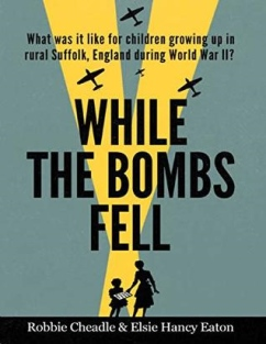 While Bombs fell cover