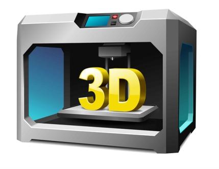 three-d print