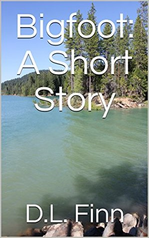 Bigfoot short story cover